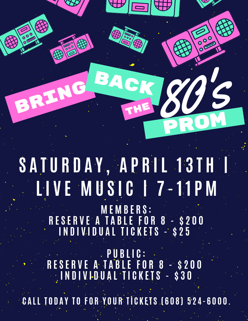 80s prom flyer 2